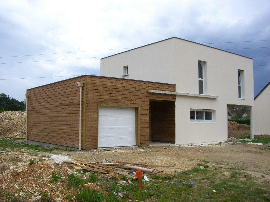 construction bois 37